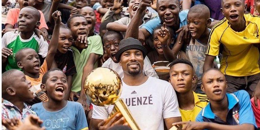 Kisah Serge Ibaka, Dulu Mengais Makanan di Warung Kini Balik Bawa Trofi Juara NBA