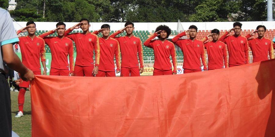 Link Live Streaming Timnas U-18 Indonesia Vs Myanmar, Penentuan Juara Grup A