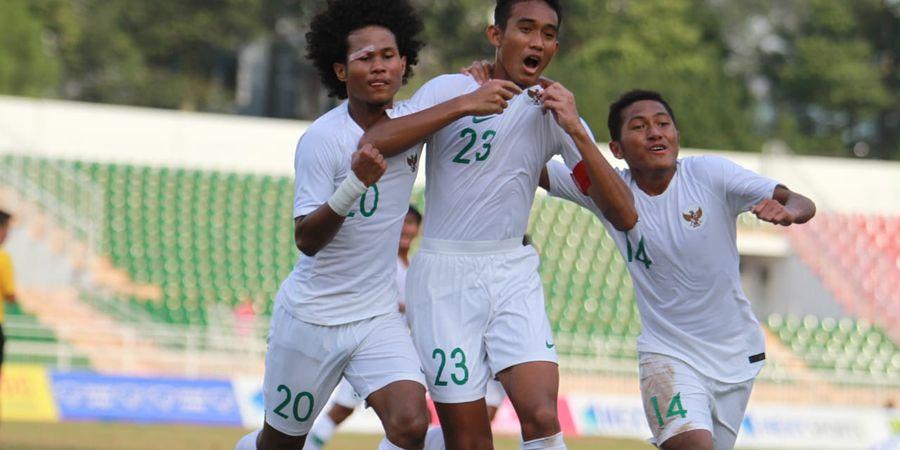 Fakhri Husaini Kecewa Timnas U-18 Indonesia Ditahan Myanmar