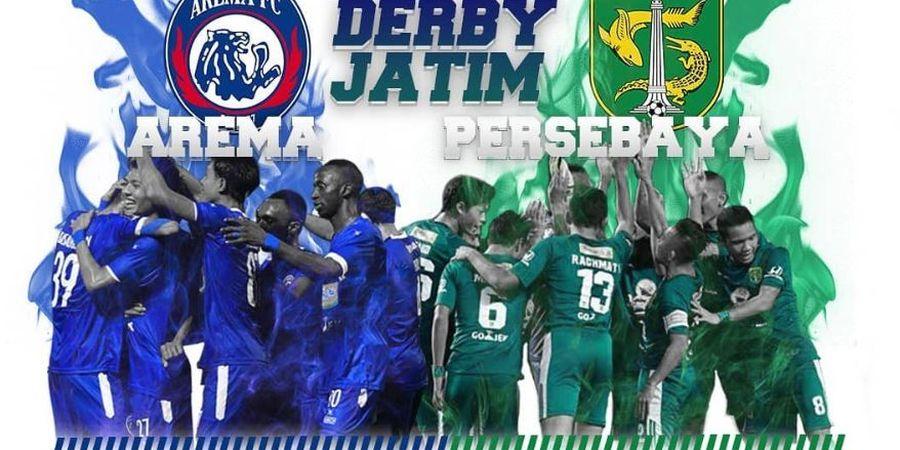 Link Live Streaming Arema FC Vs Persebaya Surabaya