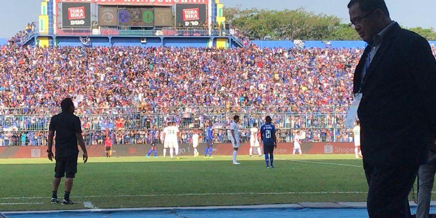 Angkernya Kandang Arema FC, Kanjuruhan Gudang Gol Melimpah di Liga 1