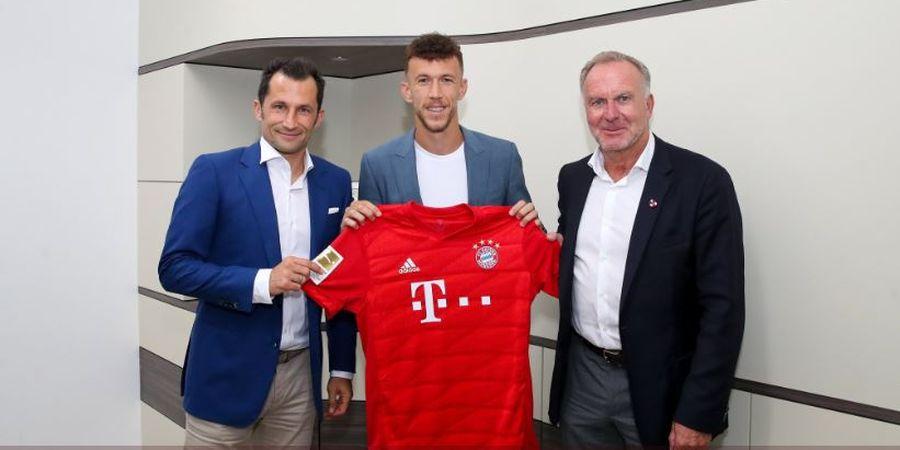 Reaksi Ivan Perisic Setelah Tahu Punya 3 Saingan di Bayern Muenchen