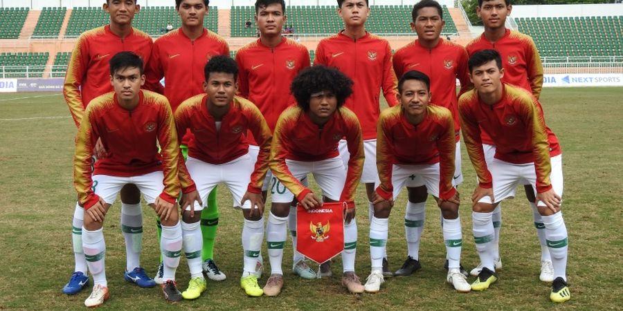 Timnas U-18 Indonesia Hadapi Juara Bertahan di Semifinal Piala AFF U-18 2019