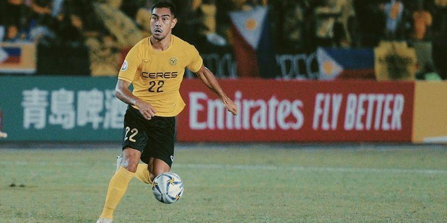 Jadi Pemain ASEAN Pertama di Liga 1 2019, Omid Nazari Pilar Filipina Kedua di Persib