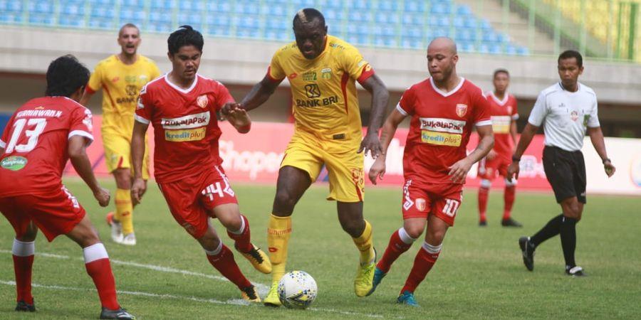 Bhayangkara FC Kecewa Kalah Lewat Gol Konyol Perseru Badak Lampung FC