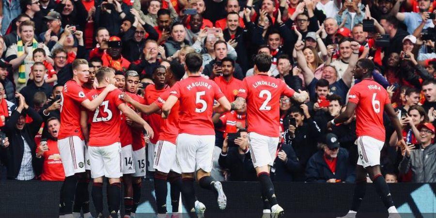 Manchester United Luncurkan 24 Nama untuk Liga Europa 2019-2020