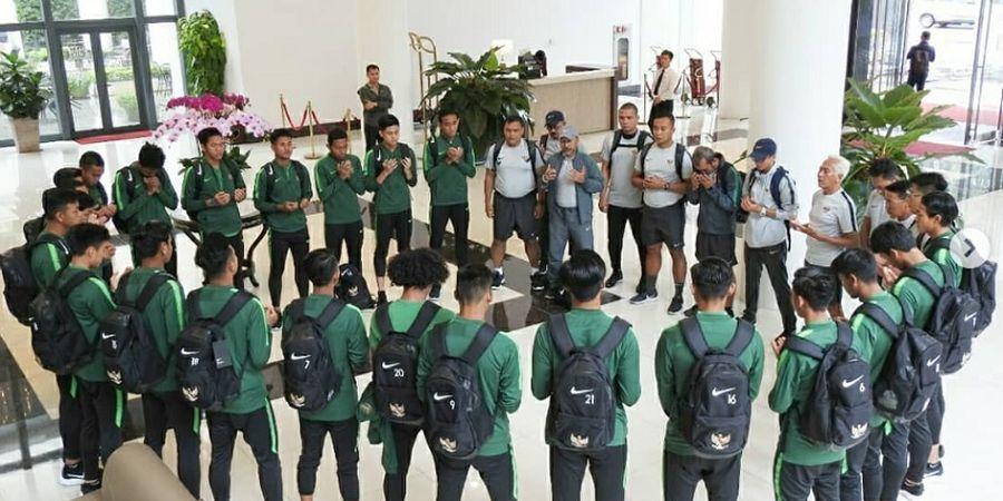 Timnas U-18 Indonesia Siap Tampil All-out Melawan Myanmar
