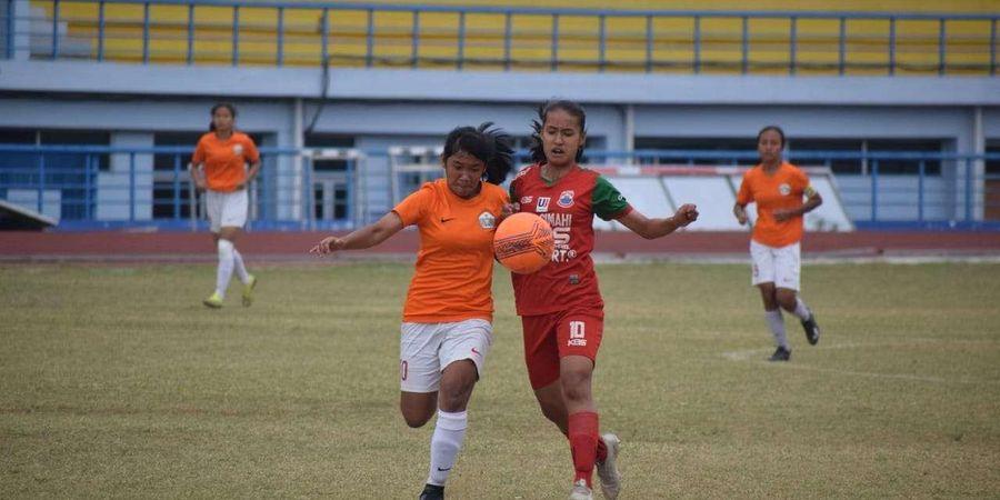 Klub Jawa Barat Juara Piala Menpora U-17 Putri Usai Kalahkan Tim Jakarta