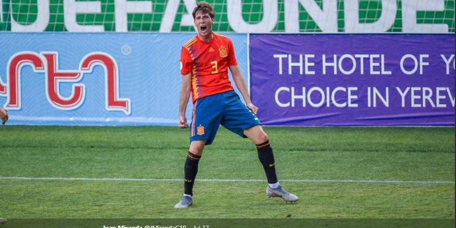 Juventus Kini Coba Bajak Bek Kiri Muda Spanyol Milik Barcelona