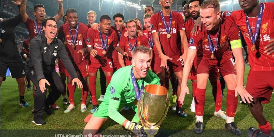 Rahasia Adrian Bisa Berikan Gelar Juara buat Liverpool dalam 10 Hari