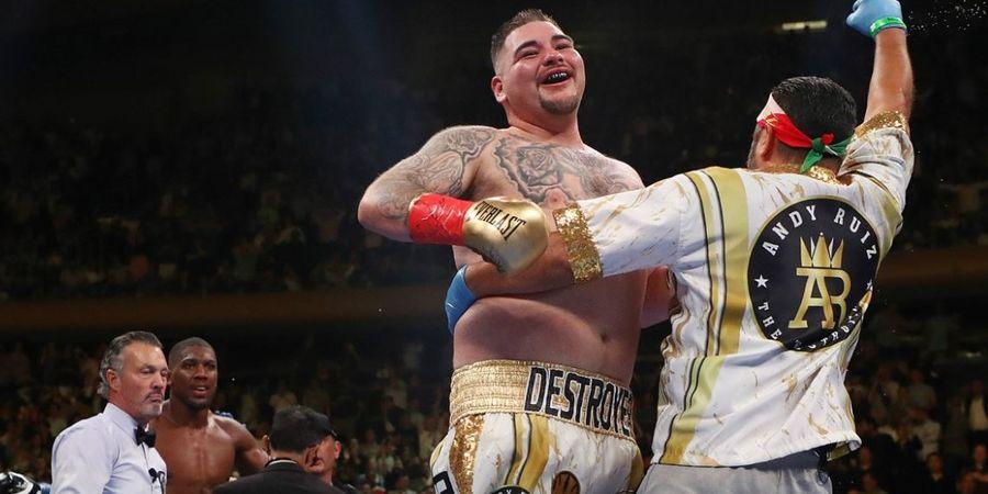 Andy Ruiz: Joshua Tak Sepenuhnya Ingin Bertarung Lagi Sama Saya