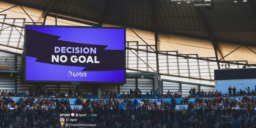 Hasil Liga Inggris - Deja Vu Liga Champions, Man City Batal Kalahkan Tottenham