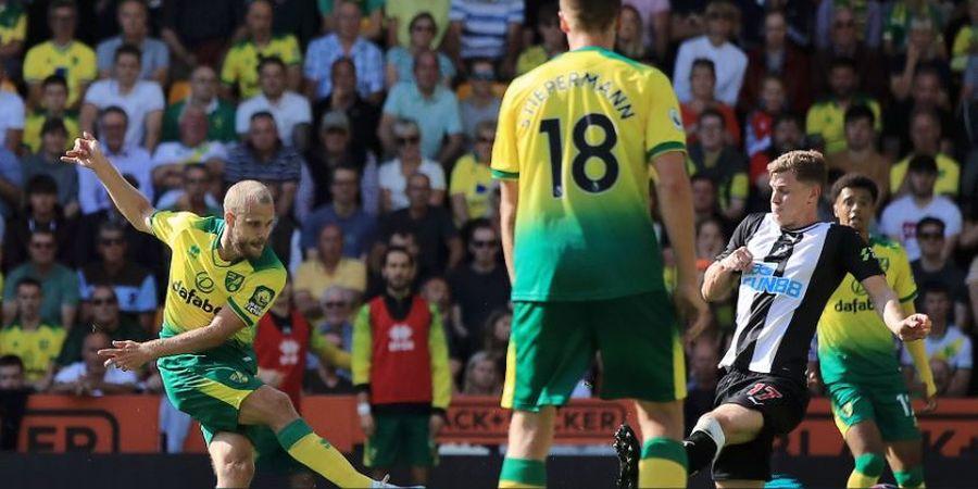 Norwich City Vs Chelsea - Pukki Cetak Gol, Babak I Skor Masih Imbang