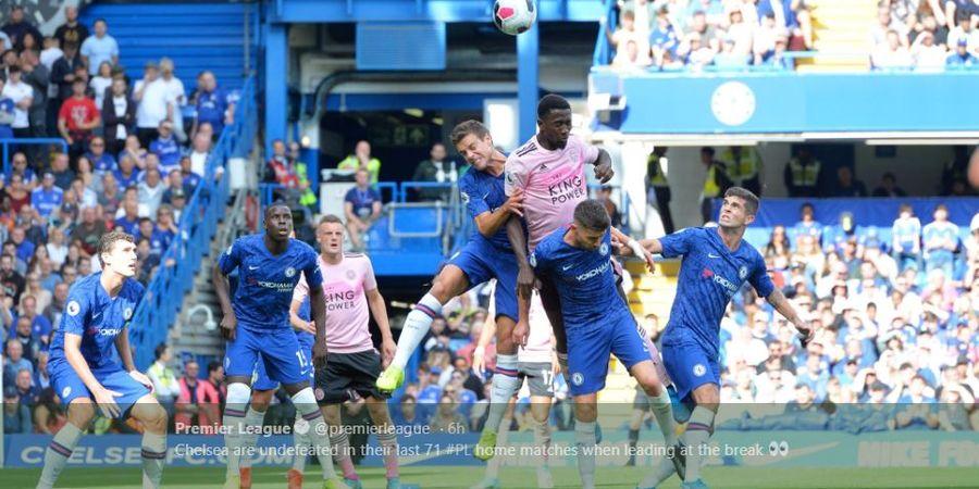 Hasil dan Klasemen Liga Inggris - Imbang, Chelsea Huni Urutan Ke-15