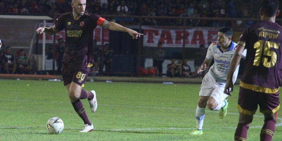 Kalahkan Persib, PSM Makassar Pertahankan Rekor Sempurna di Kandang