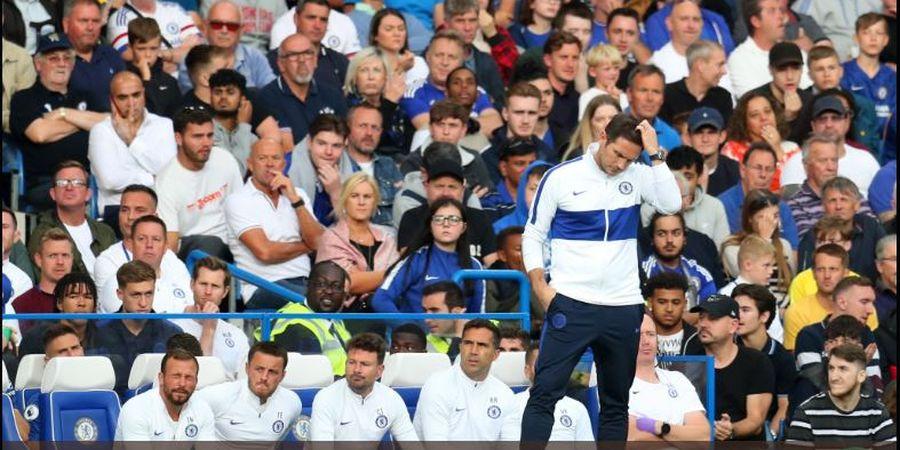 Start Terburuk di Chelsea sejak 2012, Frank Lampard Mulai Cari Alibi