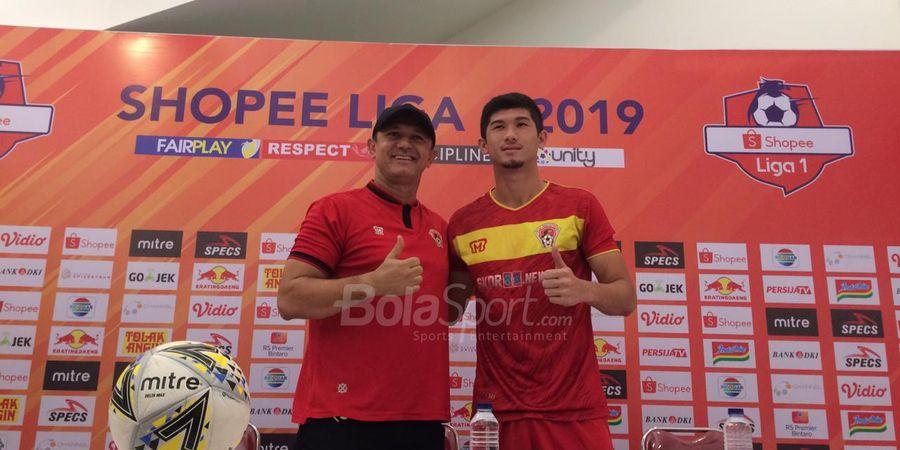 Sayang Sang Adik, Kevin Gomes Pilih Nomor Punggung ini di Borneo FC