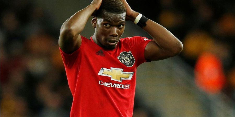 VIDEO - Pogba Tertatih-tatih Usai Laga Southampton Vs Man United