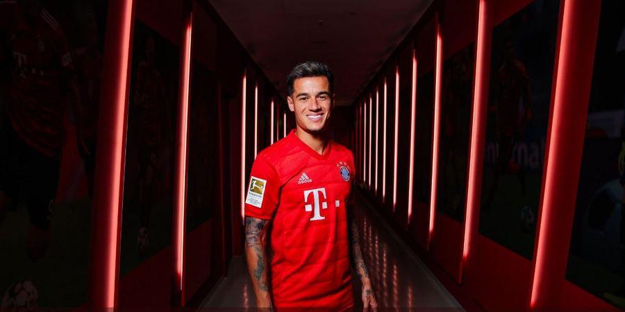 Liverpool Rugi Rp400 Miliar karena Coutinho pindah ke Bayern Muenchen