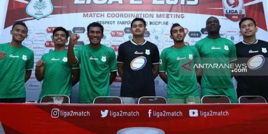 PSMS Medan Ikat 7 Pemain pada Bursa Transfer Tengah Musim Liga 2 2019