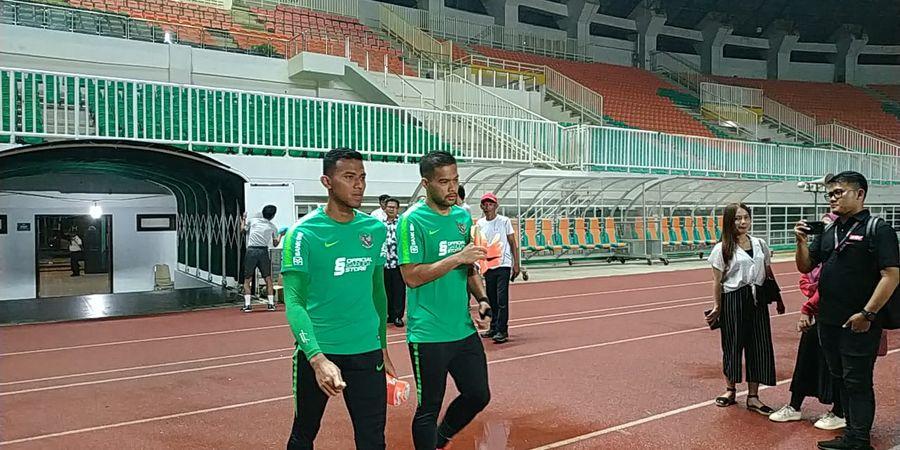Baru 19 Pemain Timnas Indonesia yang Hadir pada Pemusatan Latihan Hari Pertama