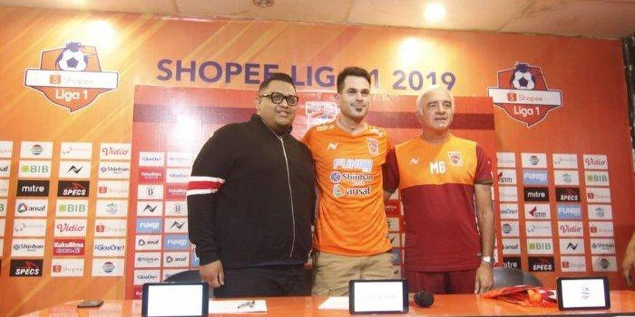 Pemain Bertahan Borneo FC Syukuri Proses Adaptasinya di Liga 1 2019