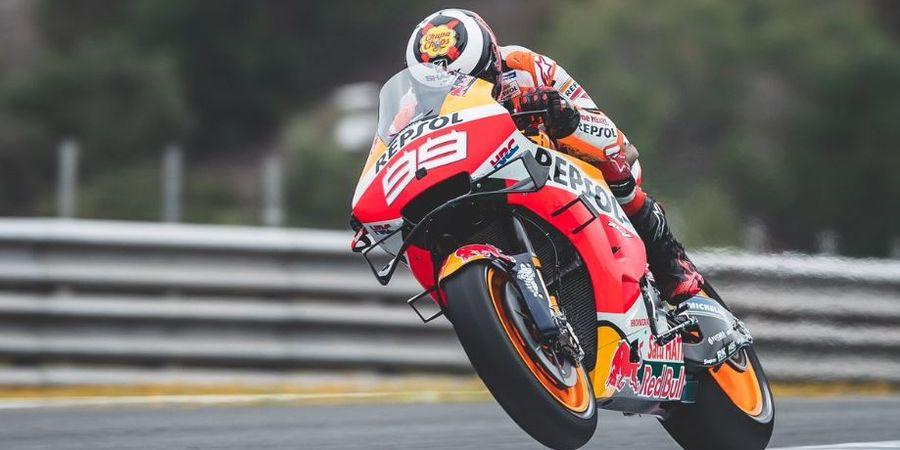 Belum Cukup Prima, Jorge Lorenzo Pasrah Hadapi MotoGP Inggris 2019