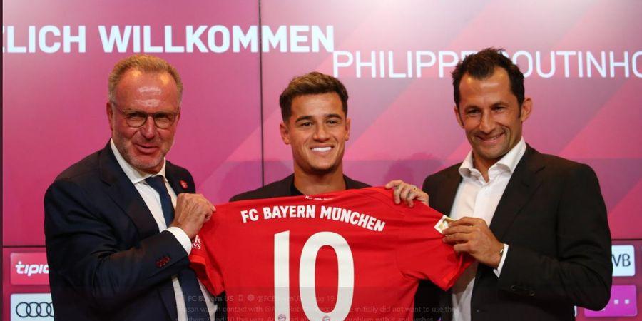 Juergen Klopp: Gabung Bayern Muenchen Sangat Pas Buat Karier Coutinho