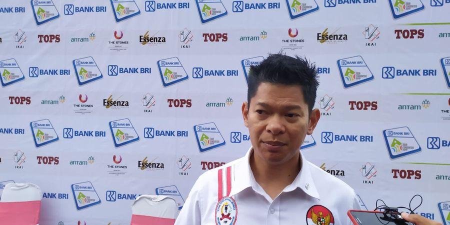 Raja Sapta Oktohari Ingin Indonesia Jadi Tuan Rumah Olimpiade 2032