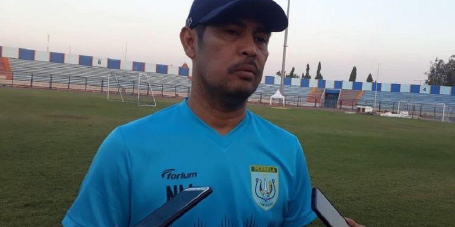 Pelatih Persela Sebut Timnya Sempat Bengong Saat Kalah dari Persipura