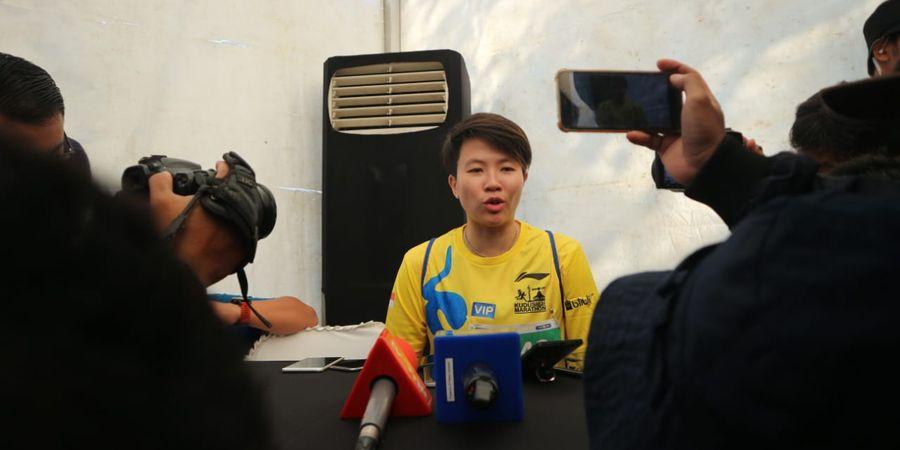 Tiket.com Kudus Relay Marathon  2019 Buat Liliyana Natsir Lebih Menikmati Kota Kudus Lewat Lari