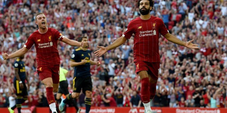 Cetak 3 Gol per Partai, Liverpool Bisa Pecahkan 2 Rekor Gol Terbanyak