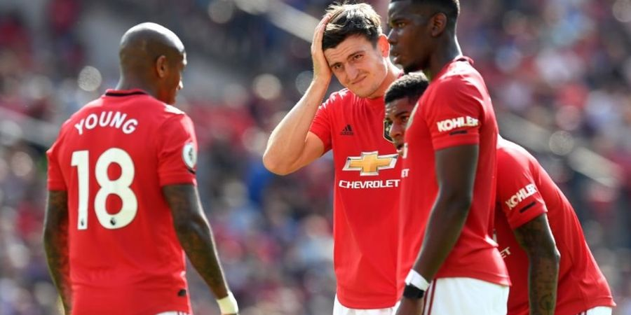 Kebijakan Petinggi Klub Buat Skuat Man United Bobrok Saat Ini