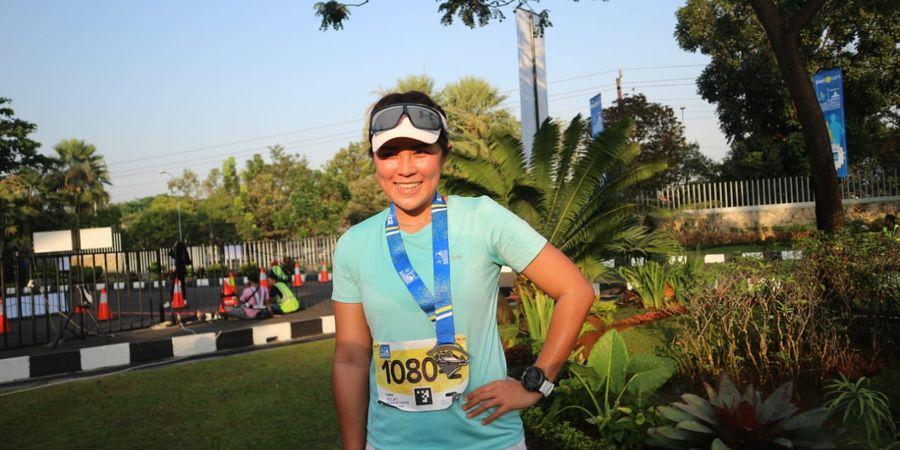 Satu Kategori Menarik di Tiket.com Kudus Relay Marathon 2019 Buat Wanita Ini Ketagihan Ikutan