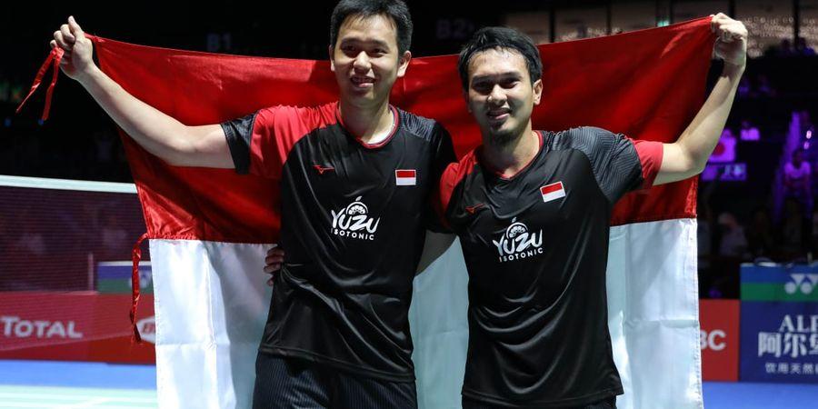 Kejuaraan Dunia BWF 2019 - Fakta Menarik Kemenangan Mohammad Ahsan/Hendra Setiawan