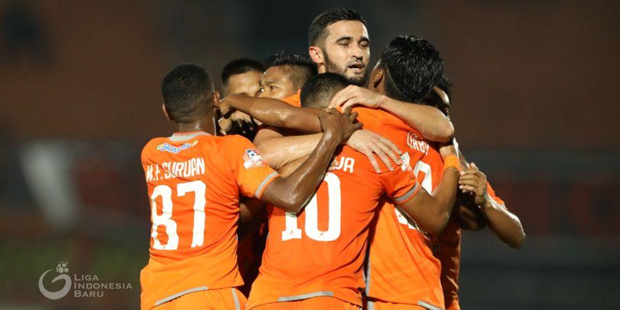 Jeda Liga 1 2019, Borneo FC Menang 10 Gol saat Uji Coba di Malang