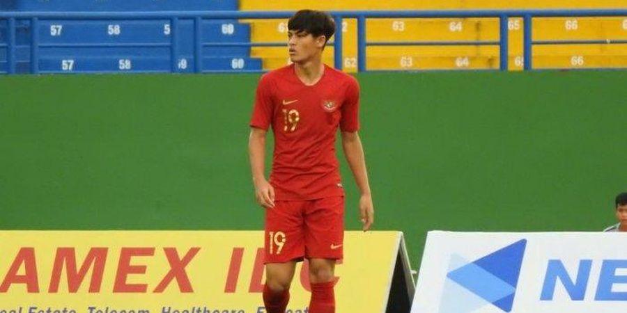 Bek Timnas U-18 Indonesia Jalani Trial di Persib, Satu Pemain Senior Keluar