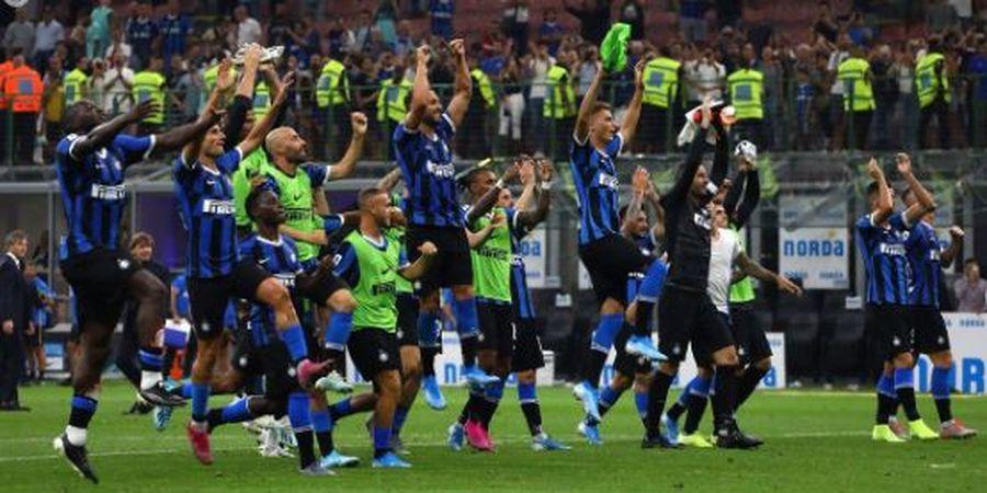 Hasil Lengkap Liga Italia - Inter Milan Mengamuk dan Langkahi Juventus