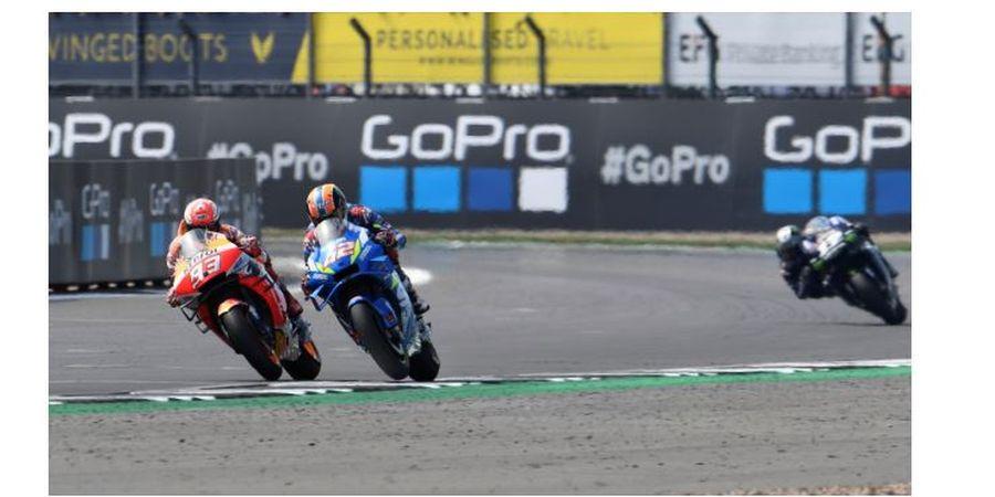 Kemenangan Alex Rins Atas Marc Marquez Keempat Paling Ketat Sepanjang Sejarah