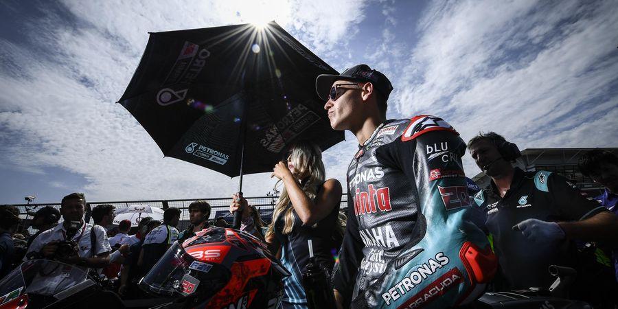 MotoGP Aragon 2019 - Fabio Quartararo Senang Bisa Penuhi Target