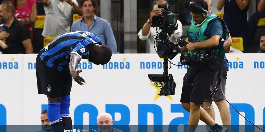 Hasil Liga Italia - Lukaku Cetak Gol Debut, Inter Gulung Lecce 4-0