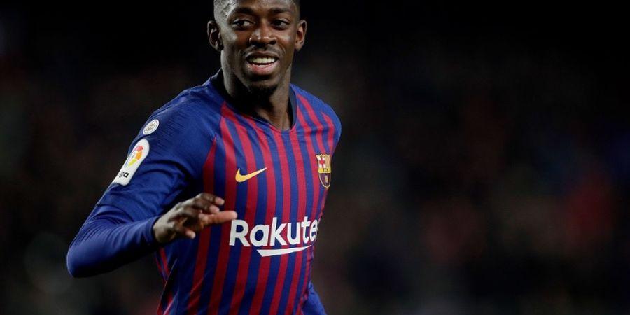 Walau Barcelona Pasang Harga Murah, Ousmane Dembele Tak Akan Laku