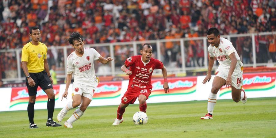 Riko Simanjuntak dan 4 Pemain Persija Absen Lawan Badak Lampung