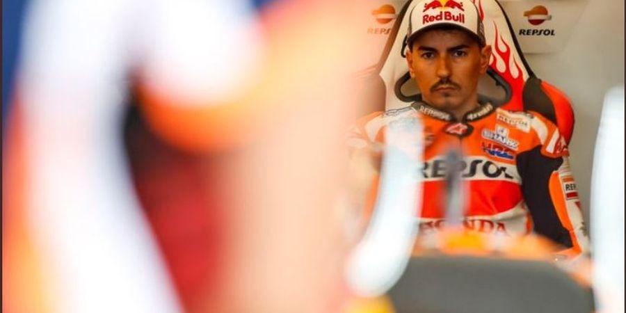 Jelang Sesi Tes Resmi MotoGP, Jorge Lorenzo Beri Masukan untuk Honda