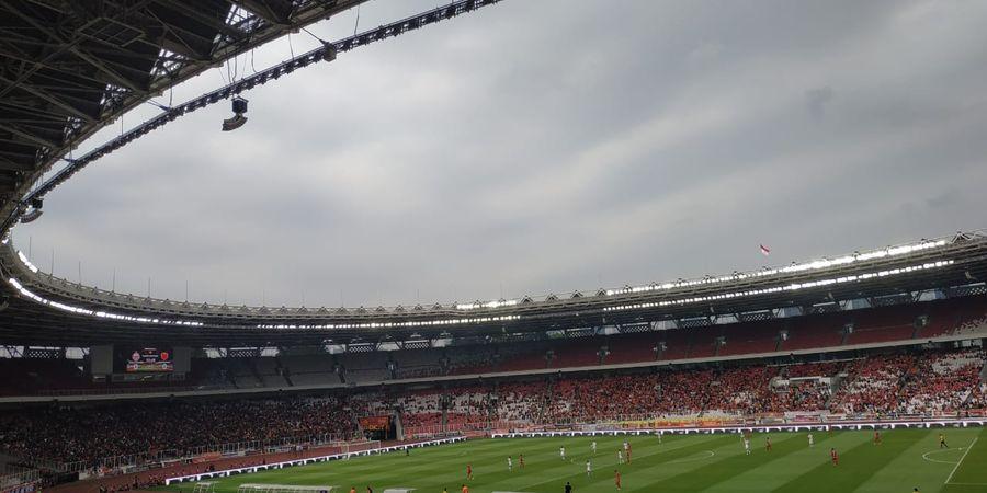 Persija Gagal Balas Kekalahan atas PSM di Final Piala Indonesia