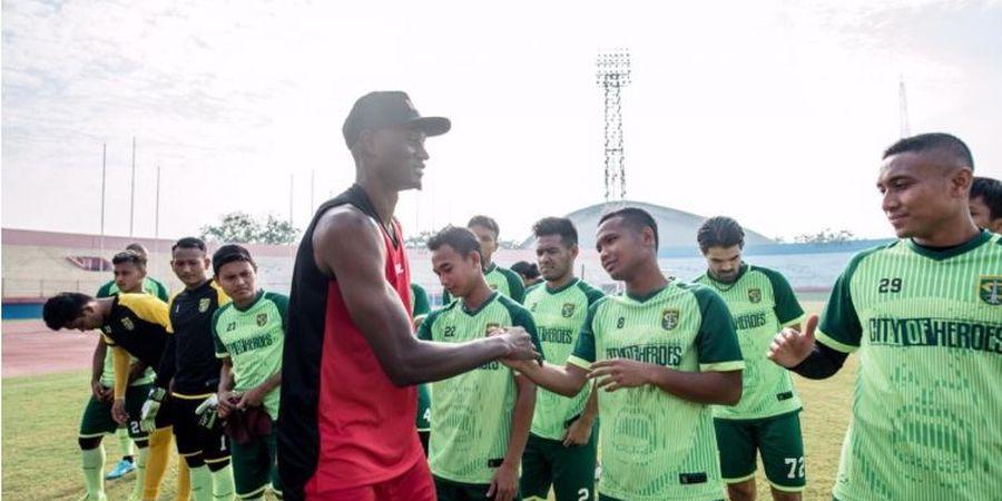 Digosipkan Merapat ke PSM Makassar, Darije Kalezic Bungkam Soal Amido Balde