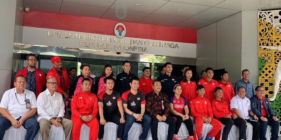 Kemenpora Beri Bonus untuk Pebulu Tangkis Peraih Medali Kejuaraan Dunia 2019