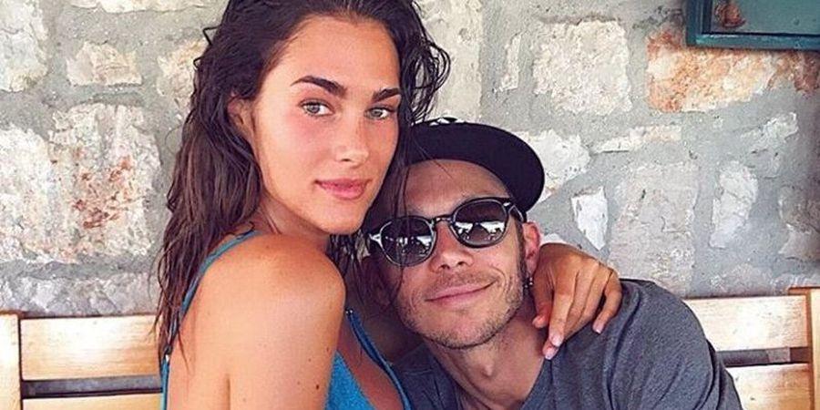 Pacar Valentino Rossi Ingin Jadi Wanita Karier dan Seorang Ibu