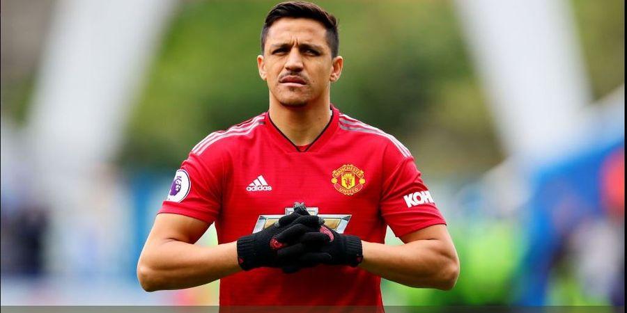 Ini Rencana Manchester United Soal Masa Depan Alexis Sanchez