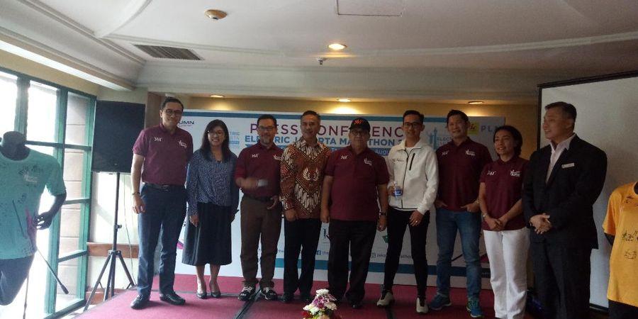 Lebih dari 16 Ribu Pelari Bakal Ikuti Electric Jakarta Marathon 2019